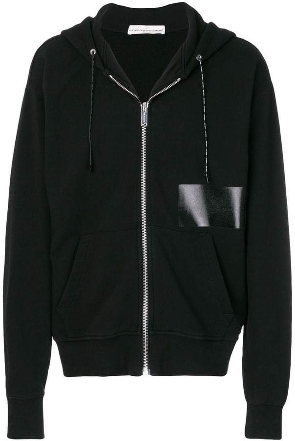 Golden Goose zipped hooded jacket