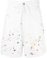 Paura 'Ivan' shorts - men - Cotton - XS