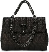 Ermanno Scervino textured tote - women - Leather/metal - One Size