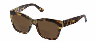 Peepers Women's Shine On Bifocal Sunglasses Square