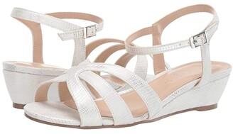 Paradox London Pink Jackie (White) Women's Shoes