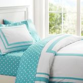 PBteen Suite Bundle with Dottie Sheeting, Pool