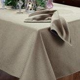 Benson Mills Prego Waffleweave Fabric Tablecloth