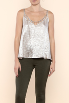 Free People Silver Haze Camisole