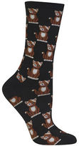 Hot Sox Cat Graphic Trouser Socks