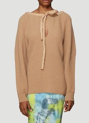 Stella McCartney Tie Detail Sweater
