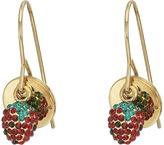 Marc Jacobs Strawberry Drop Earrings Earring