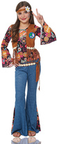 Brown Peace Out Dress-Up Set - Kids