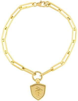 Foundrae Abundant Love Fob Clip Bracelet