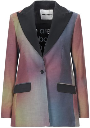Each X Other Suit jackets