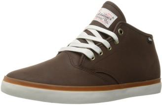 Quiksilver Men's Shorebreak Deluxe mid Skateboarding Shoe