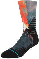 Stance Men's Fusion Basketball Crew Socks