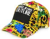 Versace Tropical Baroque-print baseball cap