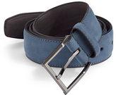 Black Brown 1826 Nubuck Belt