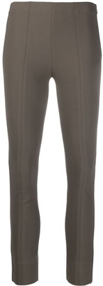 Vince Mid-Rise Cropped Leggings