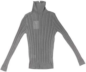 Pierre Balmain Grey Knitwear for Women