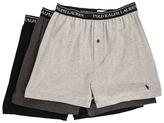 Polo Ralph Lauren 3-Pack Knit Boxer Men's Underwear