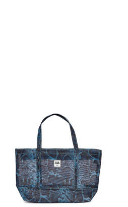 Opening Ceremony Small Animal Print Mesh Tote