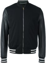 Paul Smith varsity bomber jacket