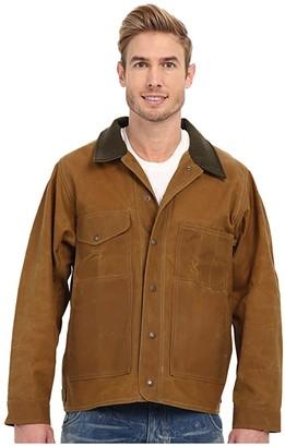 Filson Tin Jacket (Tan) Men's Jacket