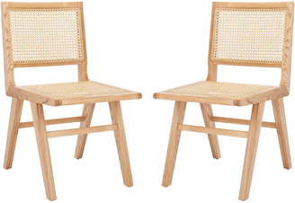 Safavieh Hattie French Cane Dining Chair