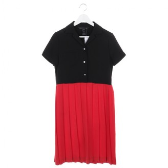 Marc by Marc Jacobs Red Polyester Dresses