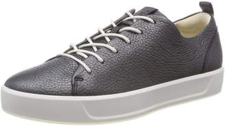Ecco Women's 440503 Trainers (Black/Dark Silver 51162) 7.5 UK