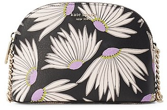 Kate Spade Mini Spencer Falling Flower PVC Crossbody Bag