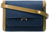 Marni Trunk shoulder bag - women - Calf Leather/Polyamide/Polyester/Brass - One Size