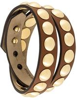 Burberry studded bracelet
