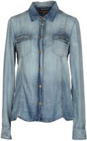 7 For All Mankind Denim shirts - Item 42586866