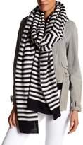 Rebecca Minkoff Striped Blanket Scarf