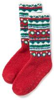 Old Navy Patterned Non-Skid Cozy Socks for Toddler & Baby