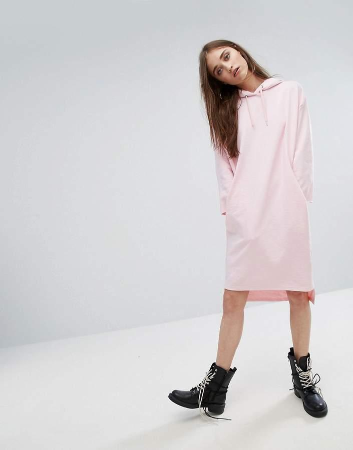 Cheap Monday Hooded Sweat Dress