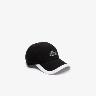 Lacoste Men's SPORT Contrast Border Lightweight Cap