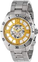 Stuhrling Original Men's 8111.331118 Classic Neo Winchester Automatic Skeleton Dial Watch