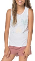 O'Neill Girl's Palm Pop Glitter Tank