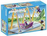 Playmobil 5553 Summer Fun Boat Swings Playset