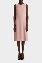 Jil Sander Navy Sleeveless Dress