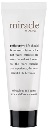 philosophy 'miracle worker' anti-aging hand, neck & décolleté cream (Nordstrom Exclusive)