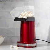 Crate & Barrel Cuisinart ® Metallic Red Hot Air Popcorn Maker