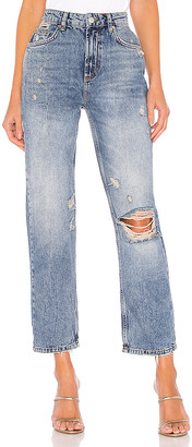 Free People Dakota Straight Leg Jean. - size 24 (also