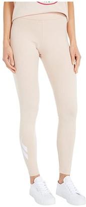 Reebok CL V Leggings Printemps (Buff) Women's Casual Pants