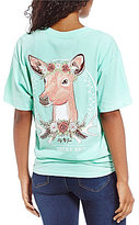 Lily Grace Does Before Bros Short Sleeve Graphic Tee