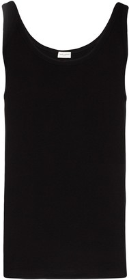 Saint Laurent Scoop Neck Tank Top