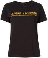 Marc Jacobs logo print T-shirt - women - Cotton - S