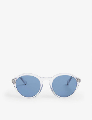 Orlebar Brown 272400 Harlyn round acetate sunglasses