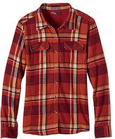 Prana Women's Bridget Lined Shirt