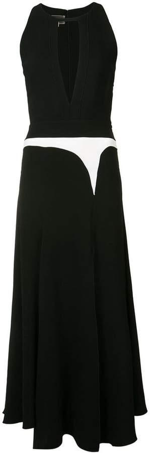 Giambattista Valli keyhole dress
