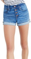 Madewell Women's High Rise Denim Boyshorts